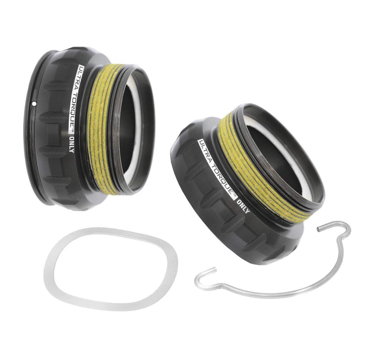 Campagnolo Record Ultra Torque krankleje skåle BSA - 179,00 | Bottom brackets bearings