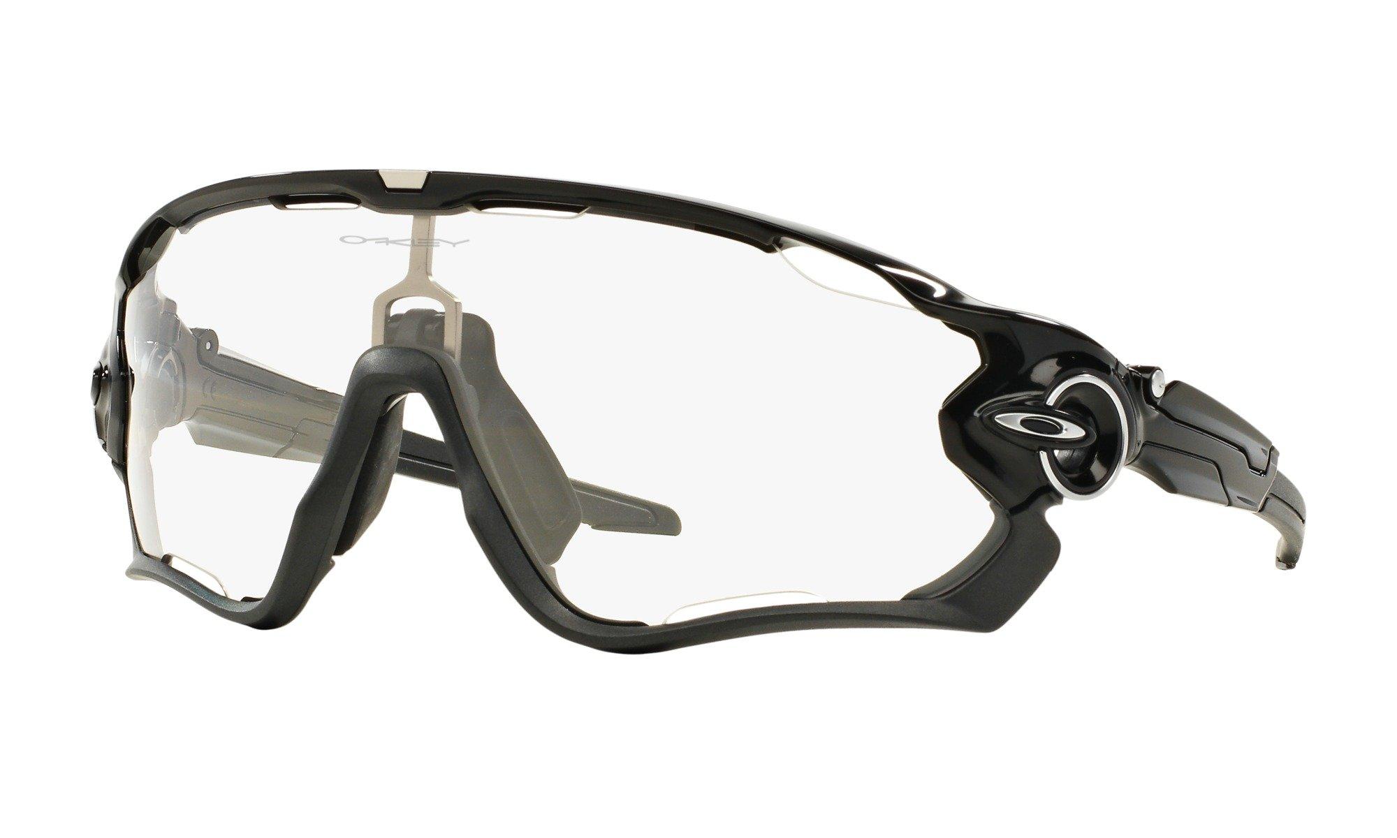 Oakley Jawbreaker fotokromisk sort | Glasses