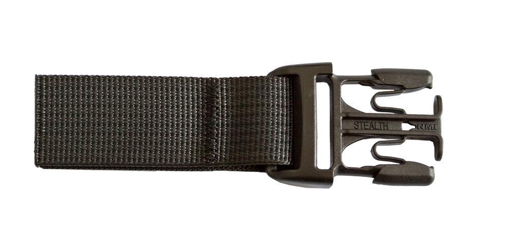 Ortlieb Stealth klikspænde - 30,00   Bags accessories
