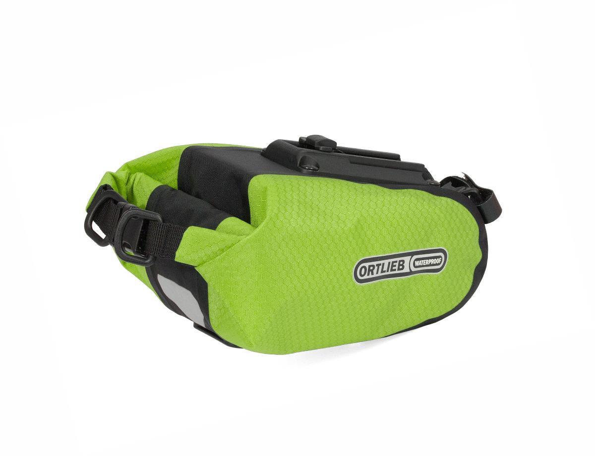 Ortlieb sadeltaske S grøn/sort 0,8l | Saddle bags