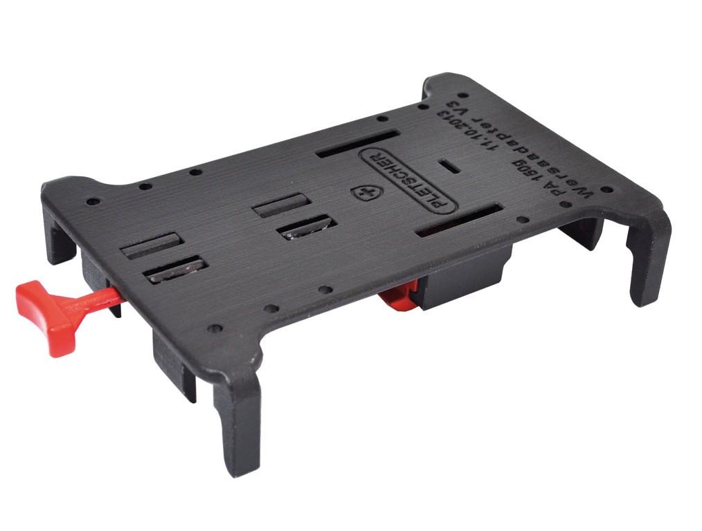 Pletscher adapter til Wersa system - 219,00   Bags accessories