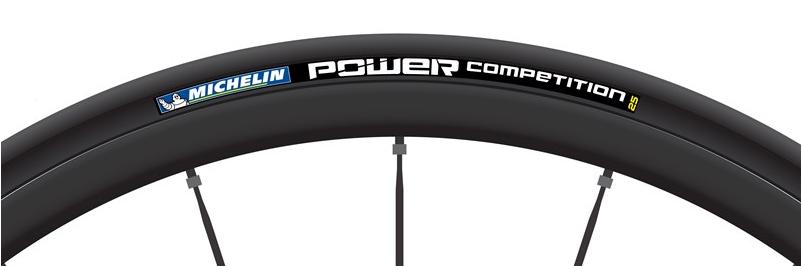Michelin Power Competition 700x23 foldedæk | Dæk