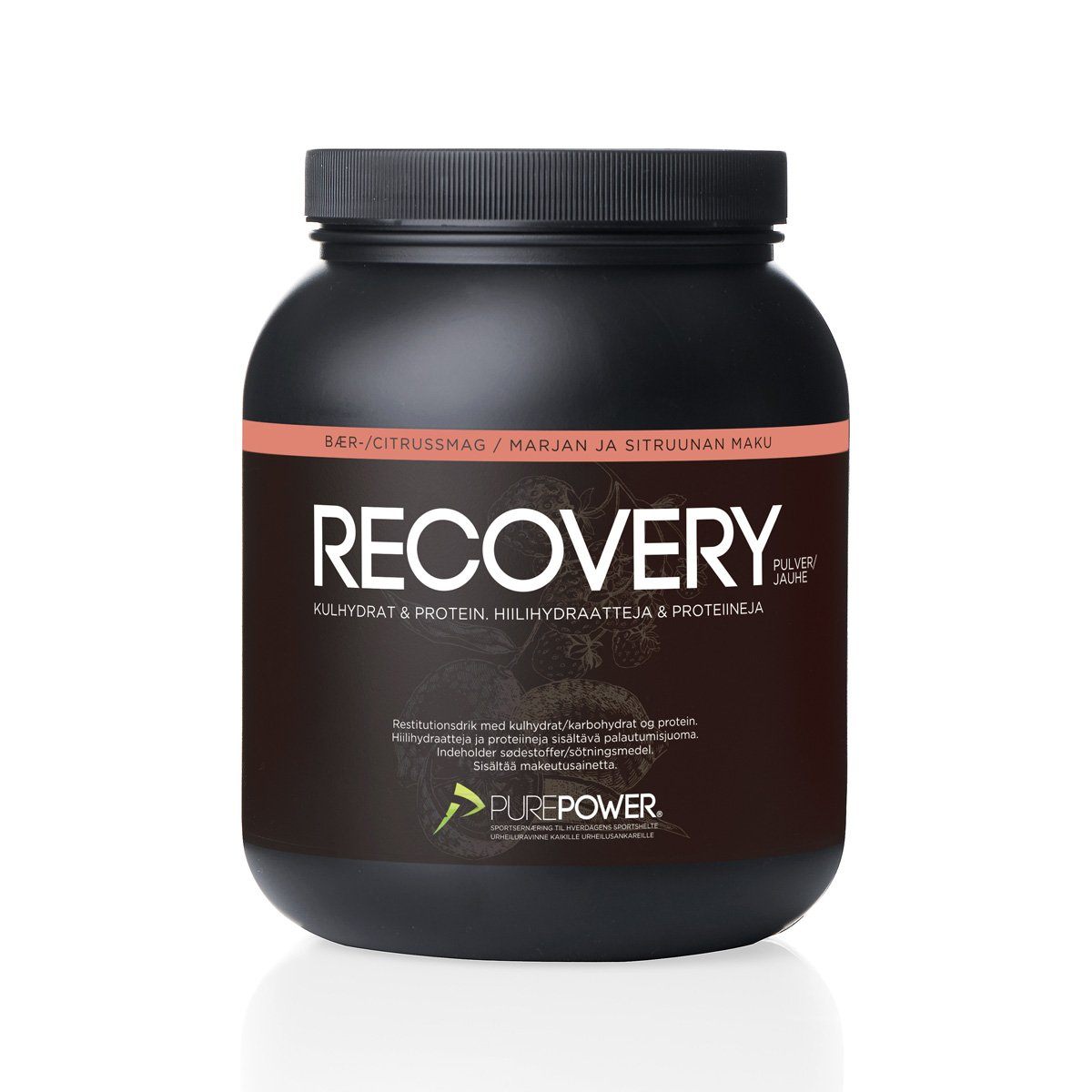 PurePower Recovery Bær/Citrus 1.6 kg   item_misc