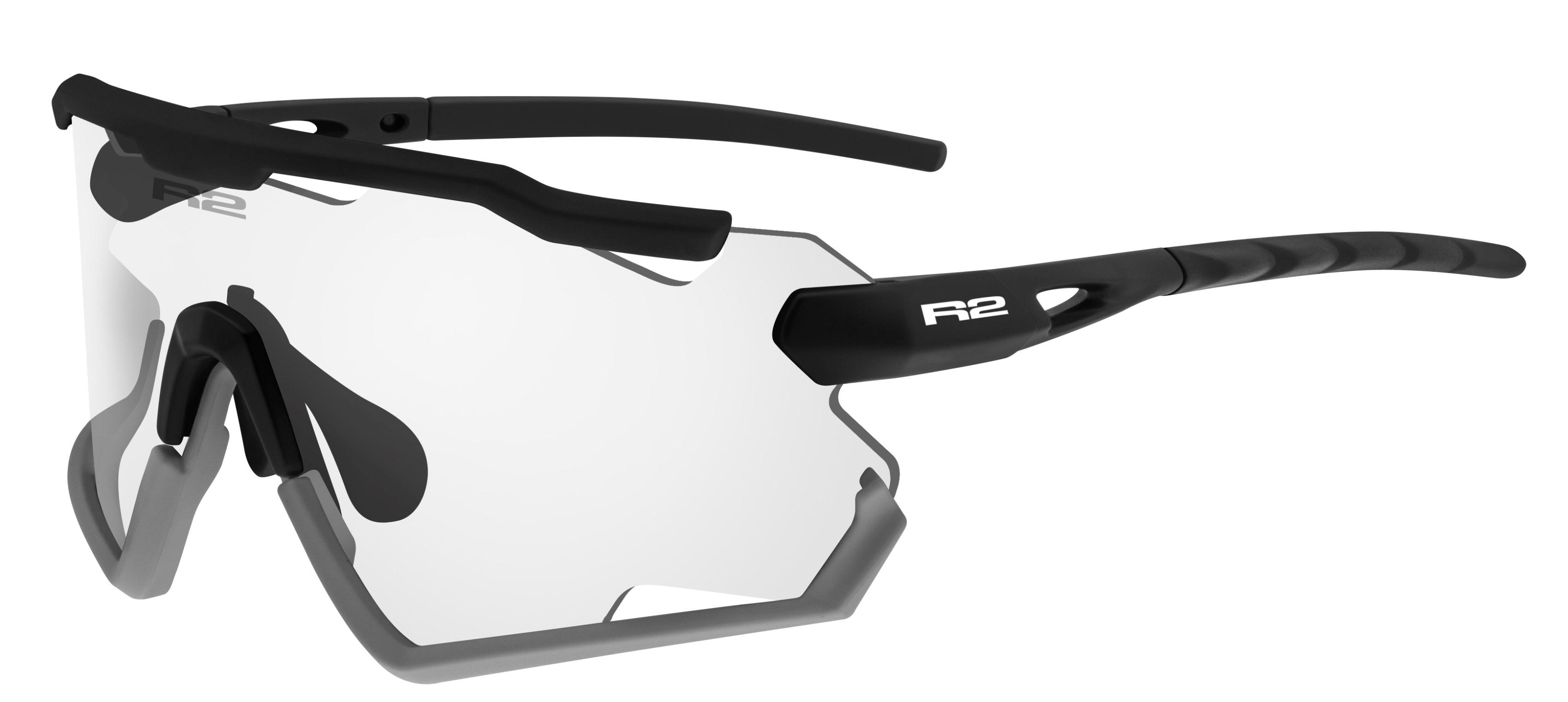 R2 - RIDE YOUR RACE Diablo Cykelbriller Fotokromisk