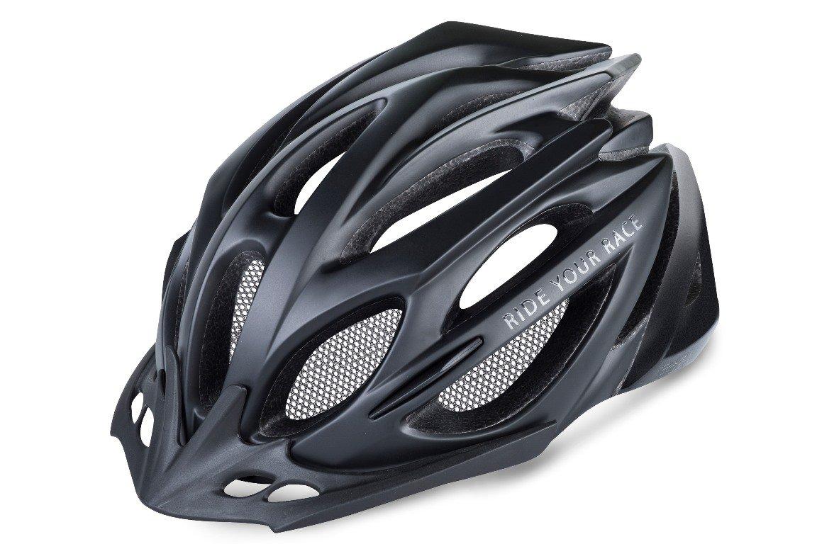 R2 Pro-Tec Cykelhjelm Sort | Helmets