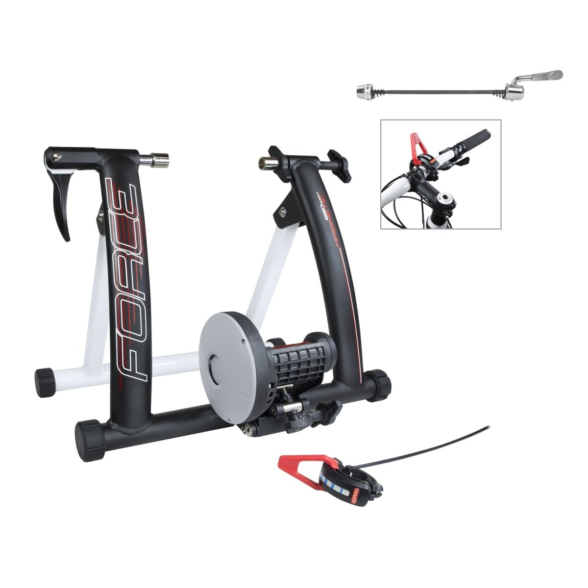 Refurbished - Force Magnetic 650 Watt Hometrainer