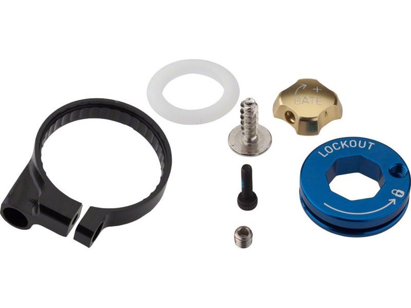 Rock Shox Spole og kabel tilbehør til Remote   Gafler