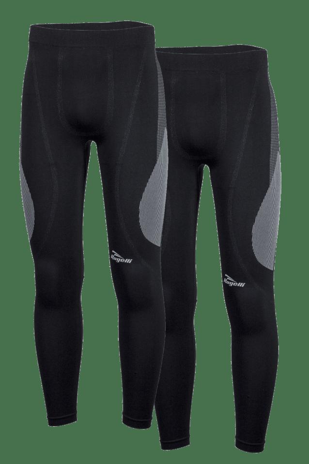 Rogelli Core lange underbukser sort pakke med 2 par | item_misc