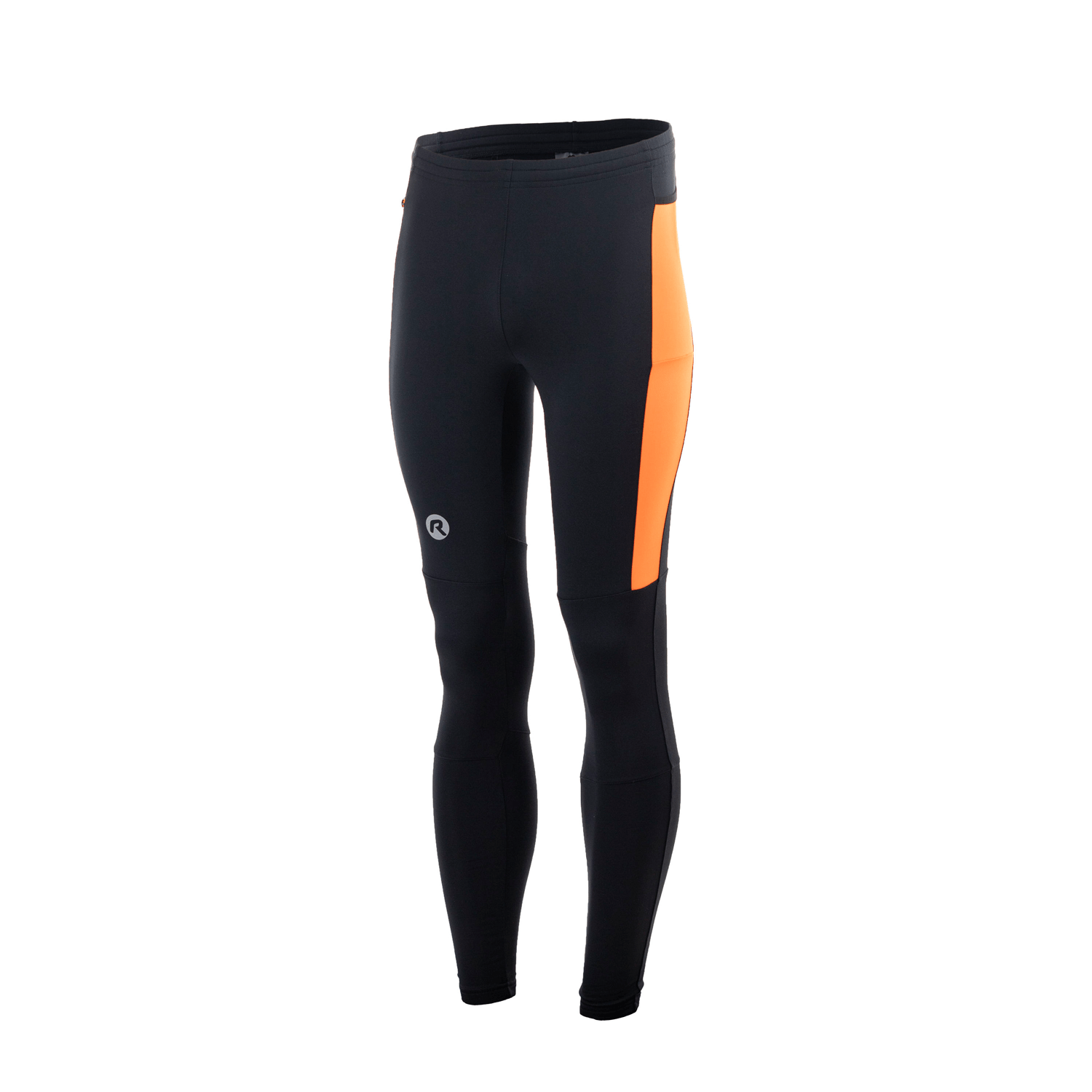 Rogelli Eclipse Tights Sort/Orange | Trousers