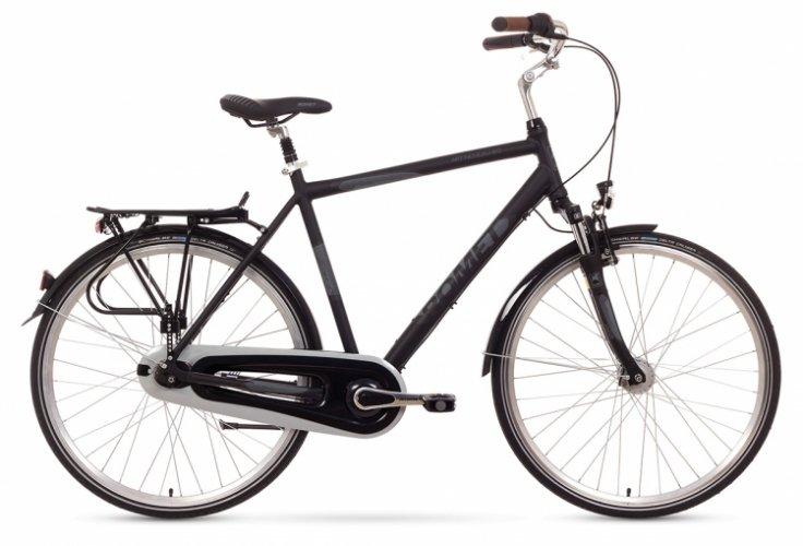 Romet Art Noveau 8 sort | City-cykler