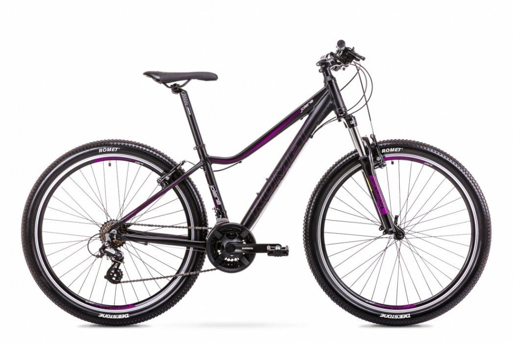 Romet Jolene 7.0 27,5 21speed Altus-mix Sort | Mountainbikes