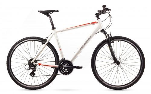 Romet Orkan 2 - 24 Gear - Hvid