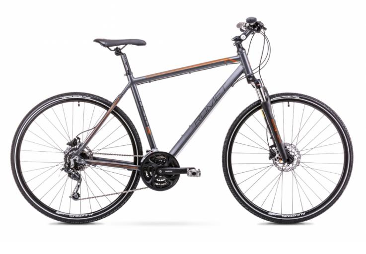 Romet Orkan 4 | City-cykler