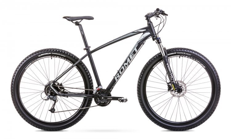 Romet Rambler R9.4 29 27speed Deore-mix Grå | Mountainbikes