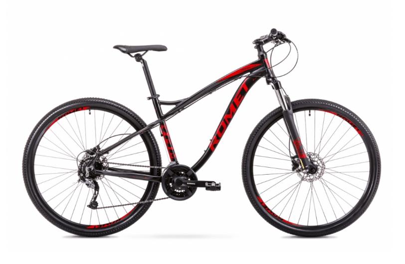 Romet Rambler fit 29 Sort/rød | Mountainbikes