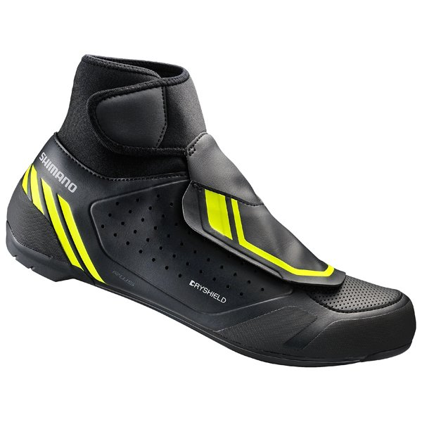 Shimano RW500 vinterstøvler sort/fluo | Sko