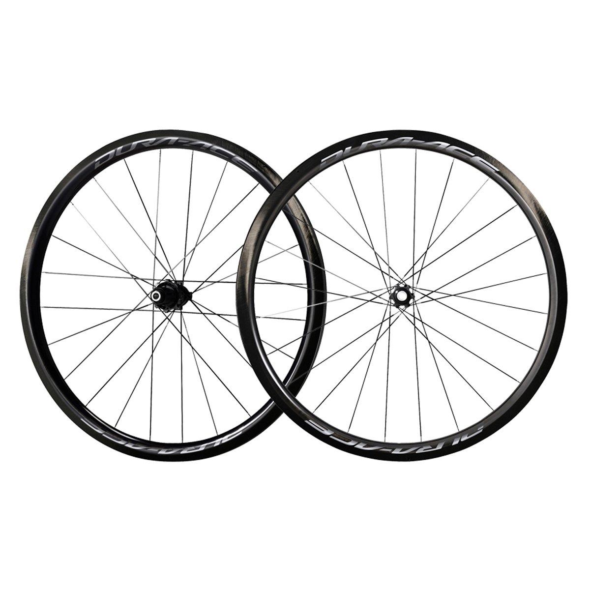 Shimano Dura-Ace Carbon Hjulsæt C40 til skivebremser | Road bikes