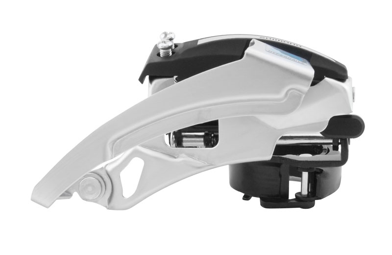 Shimano M310 Forskifter Klampe Top Swing 7/8 speed | Front derailleur