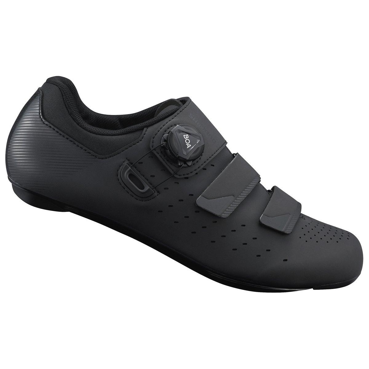 3126744fa05b Shimano RP400 Cykelsko Sort Herre med Drejespænde | Shoes and overlays