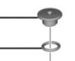 Shimano luftningsskrue og o-ring Dura-Ace   Gafler