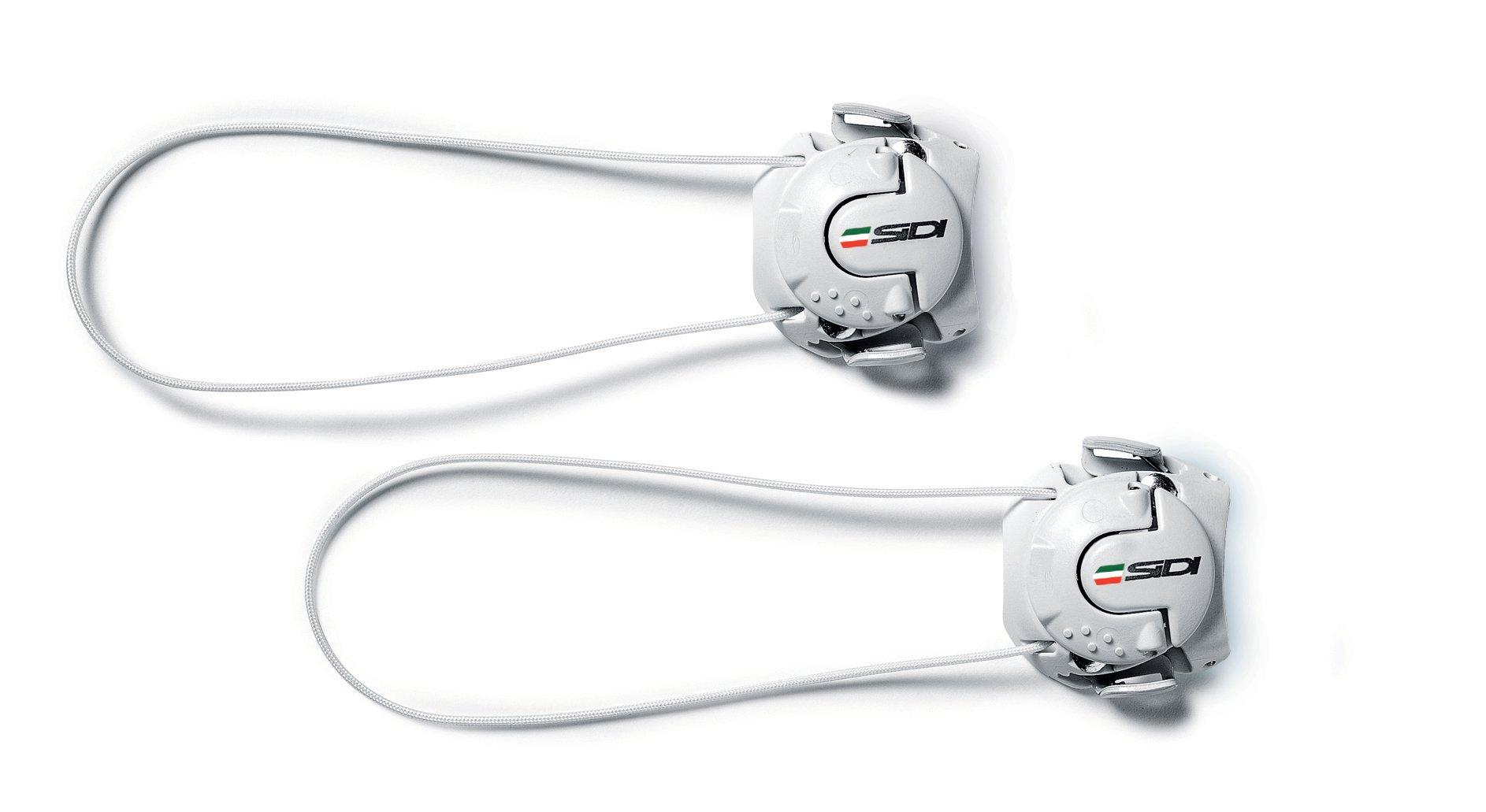 Sidi tecno 3 kort model hvid   Sko > Tilbehør