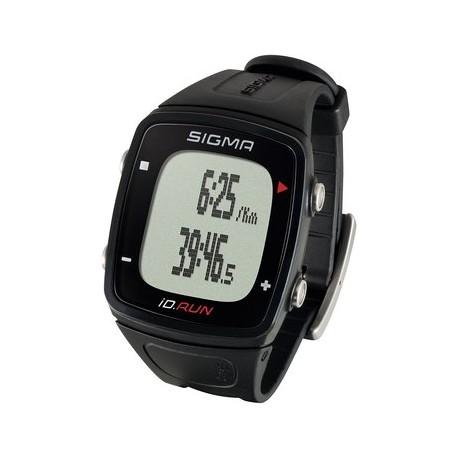 Sigma Sport iD.Run GPS ur Sort | Sports watches