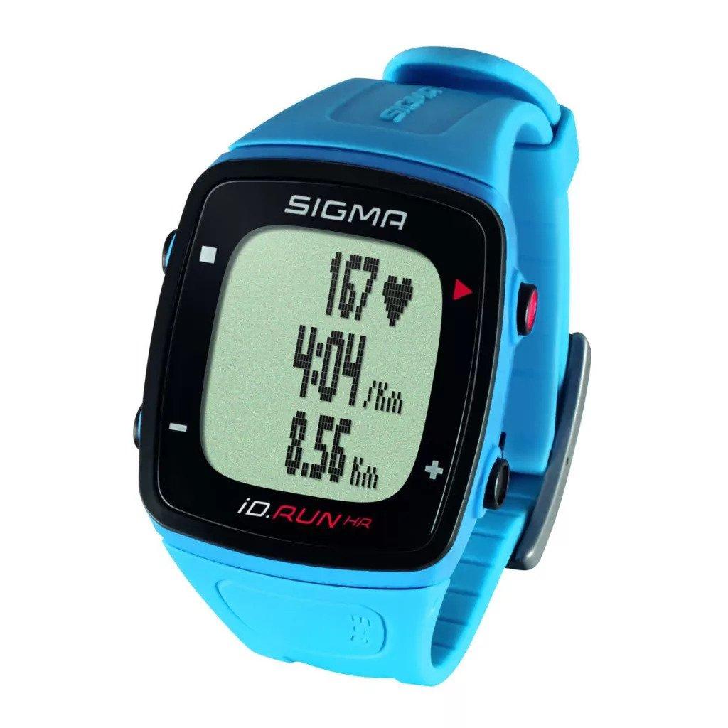 Sigma Sport iD.Run HR Pulsur Blå GPS | Sports watches