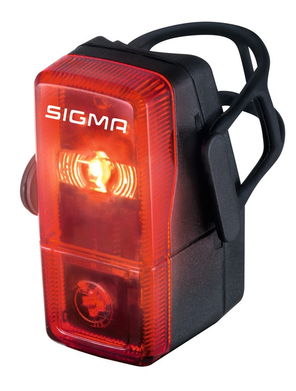 Sigma StVZO power LED CUBIC baglygte   Rear lights
