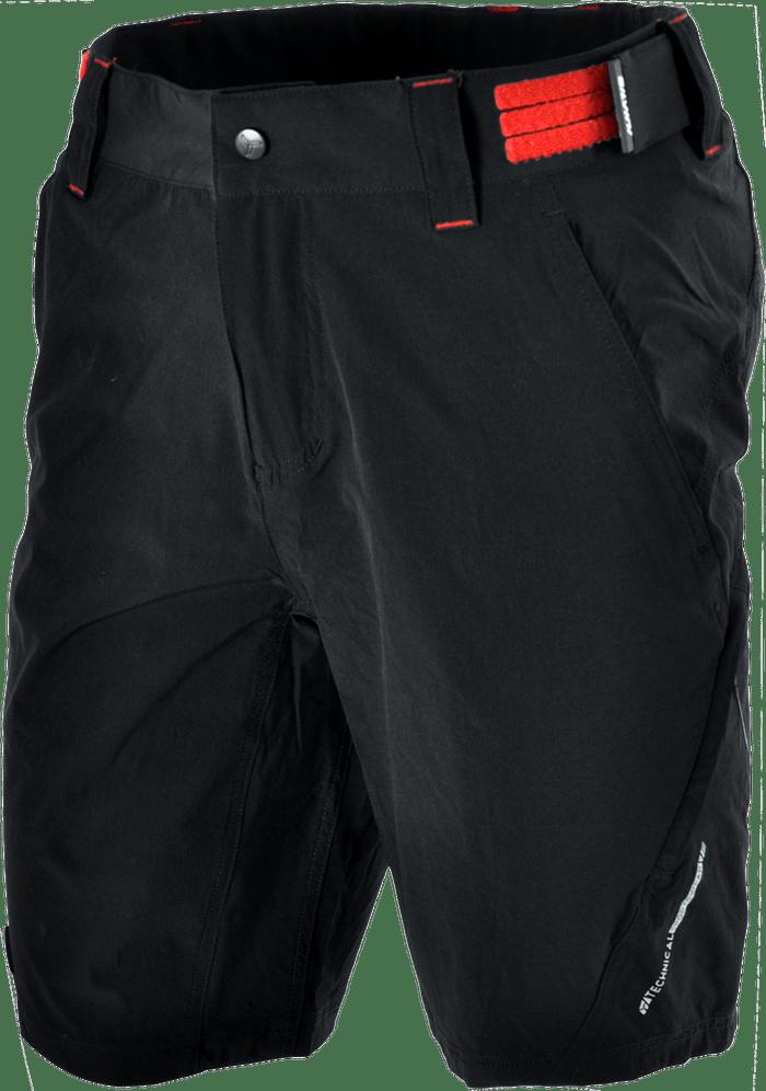 Silvini Elvo cykelshorts sort/rød   Trousers