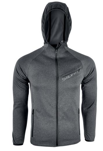 Silvini Montone hoodie grå | Trøjer