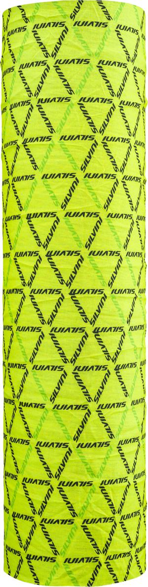 Silvini Motivo halsedisse gul med mønster