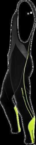 Silvini Movenza cykel bib tight sort/neon | Bukser