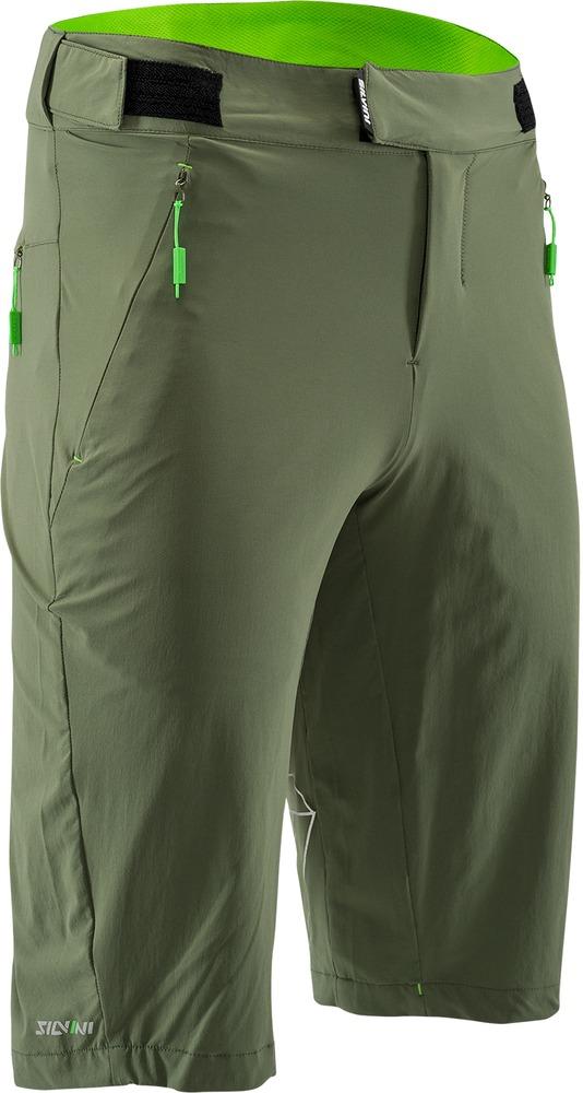 Silvini Talfer MTB Shorts Grøn   Trousers