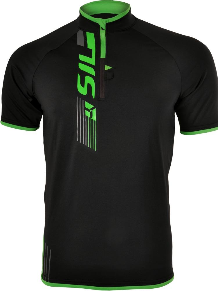 Silvini Turano MTB Jersey Sort/Grøn