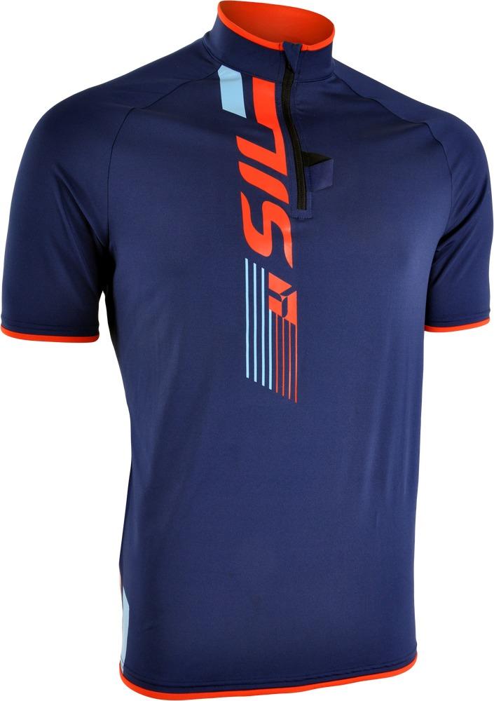 Silvini Turano MTB Jersey Blå/Orange