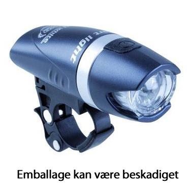 Smart forlygte to watt med superflash | Front lights