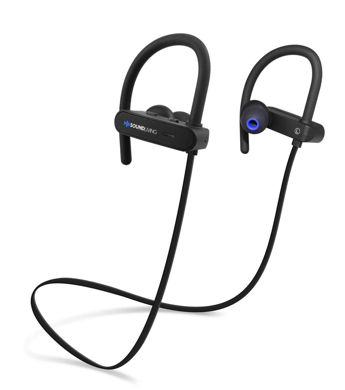 Soundliving Active trådløse hovedtelefoner sort