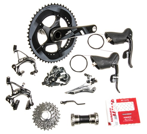Sram Force 22 geargruppe GXP | item_misc