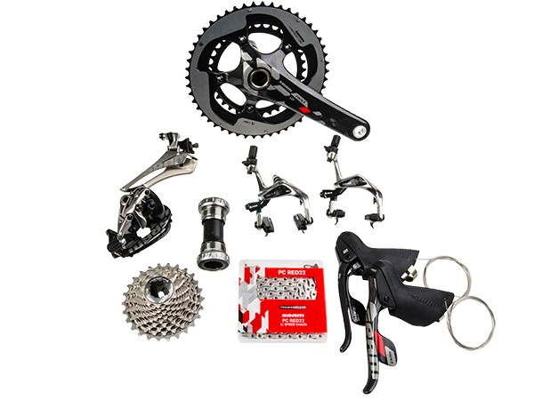 Sram Red Compact 22 geargruppe GXP | item_misc