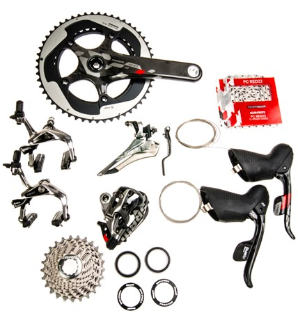 Sram Red 22 geargruppe BB30 | item_misc