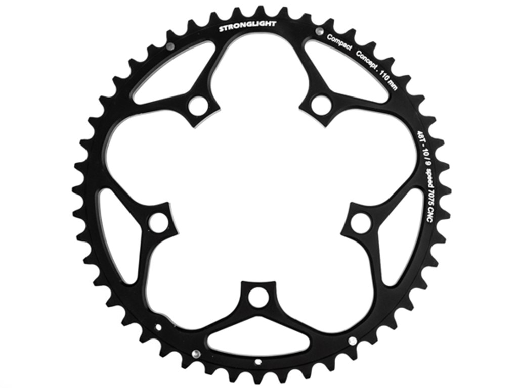 Stronglight Klinge 46T Ø110 | chainrings_component