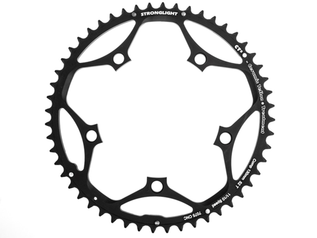 Stronglight Klinge CT2 52T Ø130 | chainrings_component