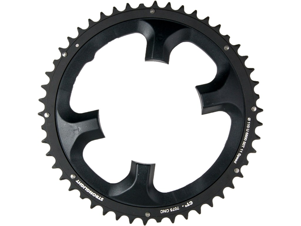 Stronglight Klinge Ultegra 6800 CT2 50T | chainrings_component