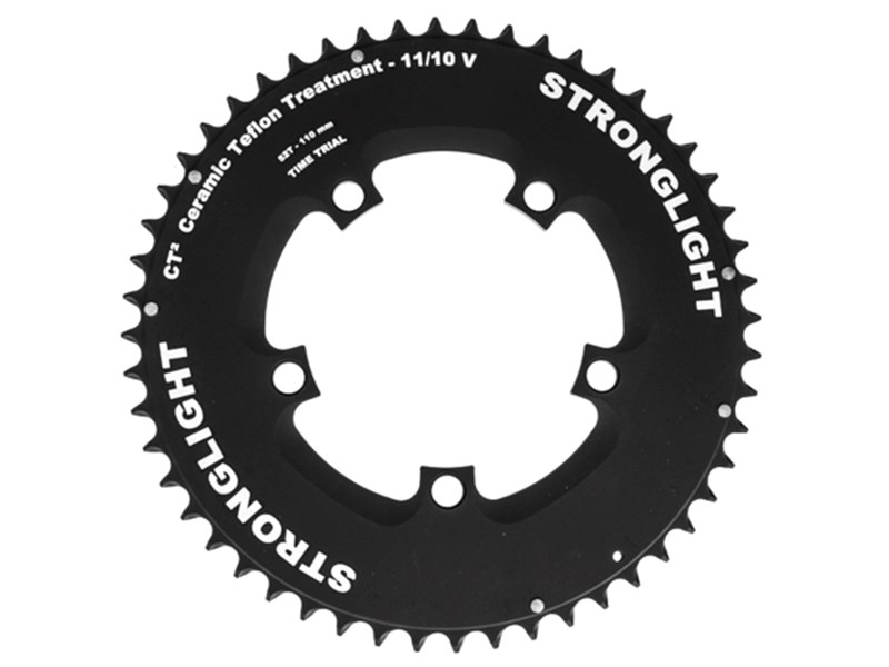 Stronglight TT 52t ø110bcd 5huls | chainrings_component