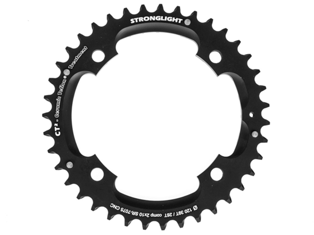 Stronglight ø120 39 tands klinge | chainrings_component