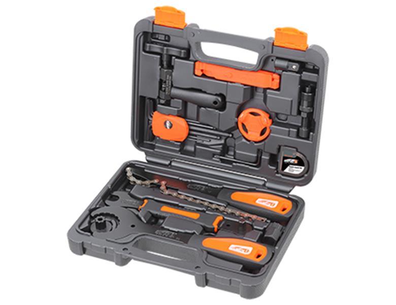 SuperB TBA300 Værktøjssæt med 21 dele