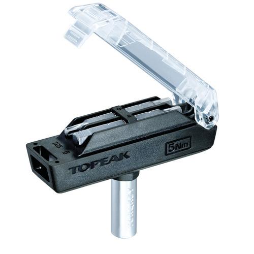 Topeak 6 Nm momentnøgle med 4 bits | Værktøj