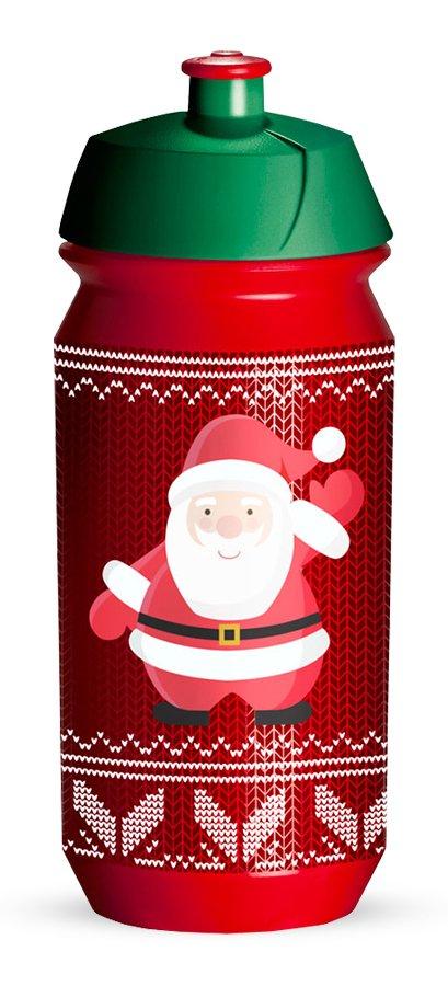 Tacx Shiva 500 ml flaske med julemand | Drikkedunke
