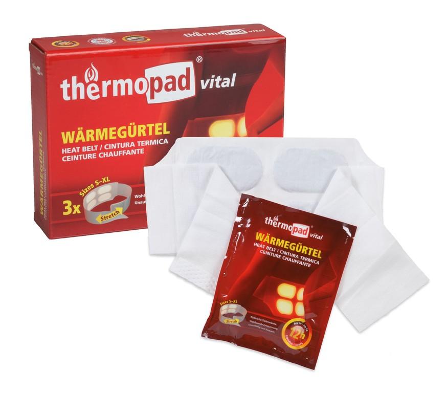Thermopad Heatbelt 3 stk | Personlig pleje
