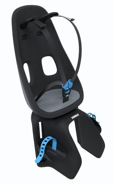 Thule Yepp Nexxt Maxi Barnestol Sort/grå | Bike seat
